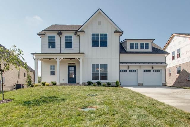 1123 Owen Layne Drive #207, Murfreesboro, TN 37129 (MLS #RTC2125205) :: Village Real Estate