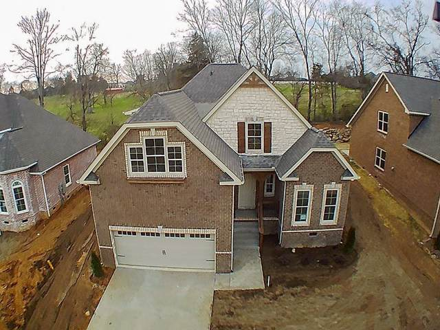 2031 Lequire Ln Lot 222, Spring Hill, TN 37174 (MLS #RTC2125263) :: Five Doors Network