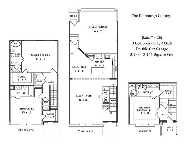 7032 Westside Circle, Nashville, TN 37205 (MLS #RTC2125290) :: Village Real Estate