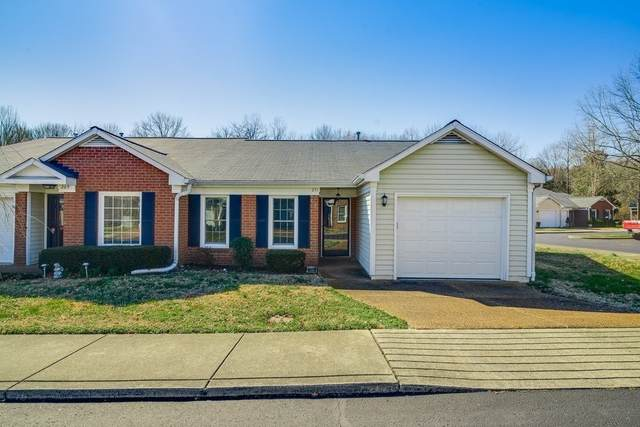 271 Cana Cir, Nashville, TN 37205 (MLS #RTC2125303) :: Village Real Estate
