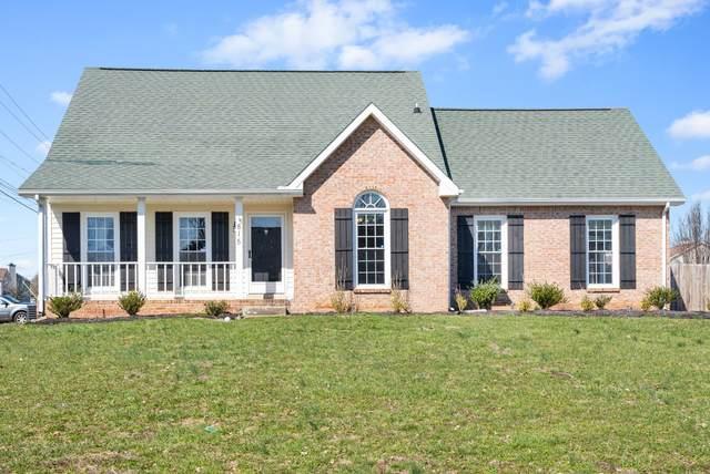 815 Keystone Dr, Clarksville, TN 37042 (MLS #RTC2125316) :: Hannah Price Team