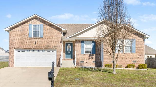 1517 Apache Way, Clarksville, TN 37042 (MLS #RTC2125401) :: Maples Realty and Auction Co.