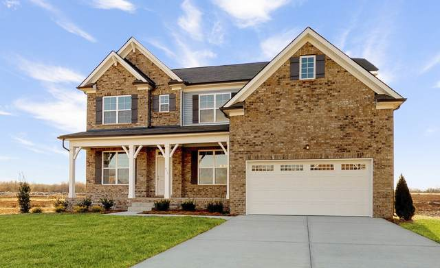 617 Disley Way - Lot 60, Murfreesboro, TN 37128 (MLS #RTC2125423) :: HALO Realty