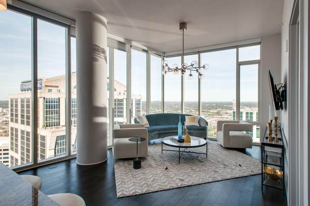 515 Church Street #3104 #3104, Nashville, TN 37219 (MLS #RTC2125432) :: The Huffaker Group of Keller Williams