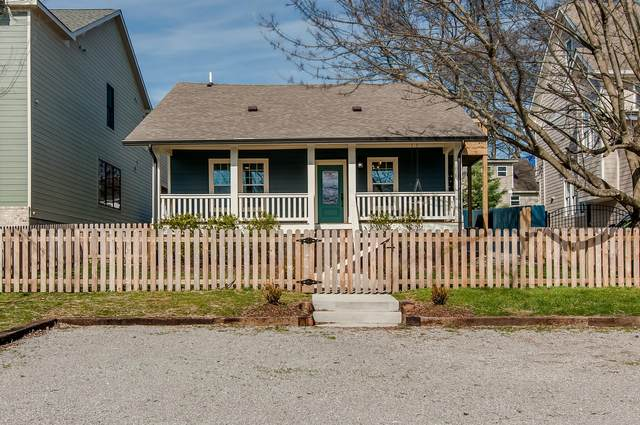 4208 Nevada Ave, Nashville, TN 37209 (MLS #RTC2125439) :: Ashley Claire Real Estate - Benchmark Realty