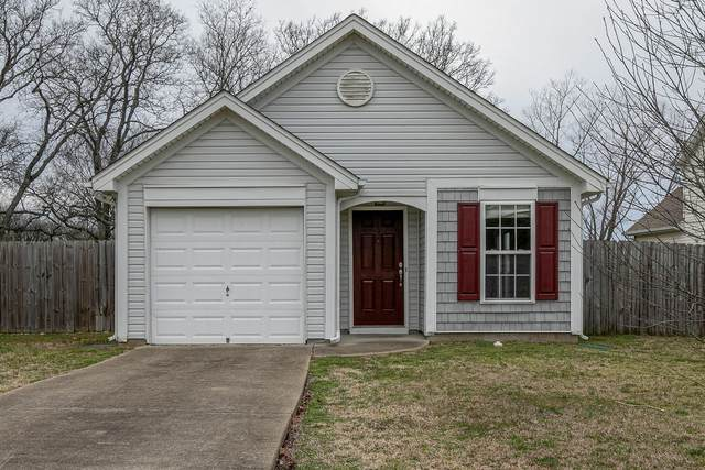 121 Megan St, Spring Hill, TN 37174 (MLS #RTC2125457) :: Felts Partners