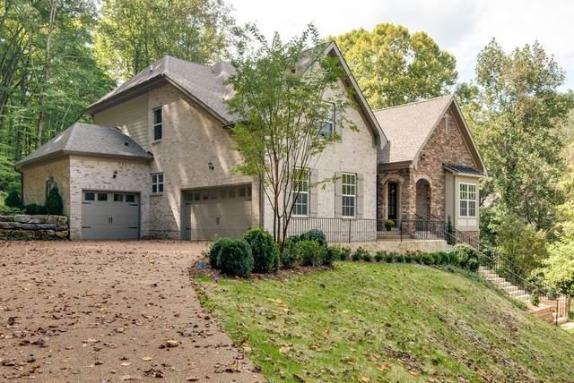 7056 Big Oak Rd-Lot 110, Nolensville, TN 37135 (MLS #RTC2125464) :: Nashville on the Move