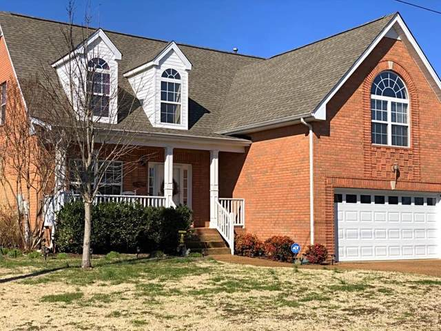119 Dakota Dr, White House, TN 37188 (MLS #RTC2125489) :: PARKS