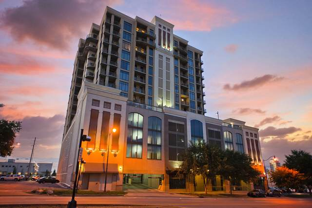 1510 Demonbreun St #701, Nashville, TN 37203 (MLS #RTC2125502) :: DeSelms Real Estate