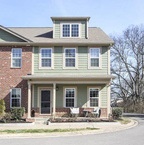 95 Plumlee Dr #16, Hendersonville, TN 37075 (MLS #RTC2125541) :: Village Real Estate