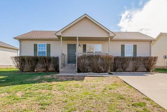 554 Oakmont Dr, Clarksville, TN 37042 (MLS #RTC2125550) :: Village Real Estate