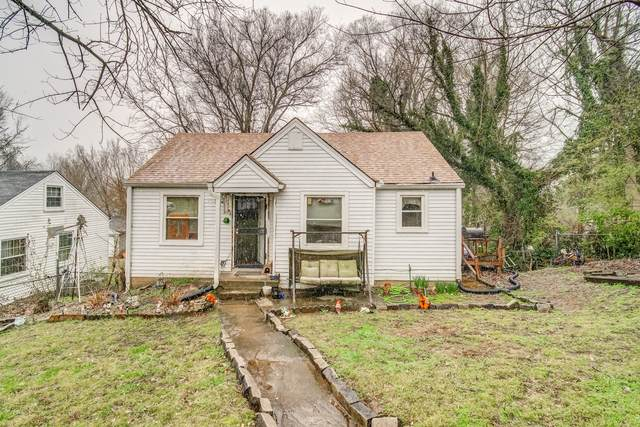 1427 Norvel Ave, Nashville, TN 37216 (MLS #RTC2125560) :: Ashley Claire Real Estate - Benchmark Realty