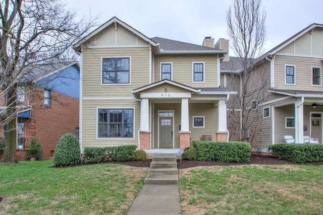 916B S Douglas Ave, Nashville, TN 37204 (MLS #RTC2125584) :: Felts Partners
