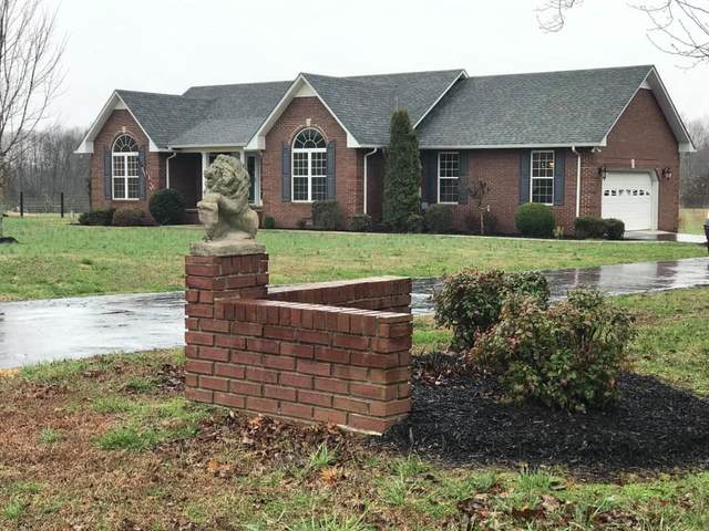 482 Old Seminary Rd, Manchester, TN 37355 (MLS #RTC2125608) :: Village Real Estate