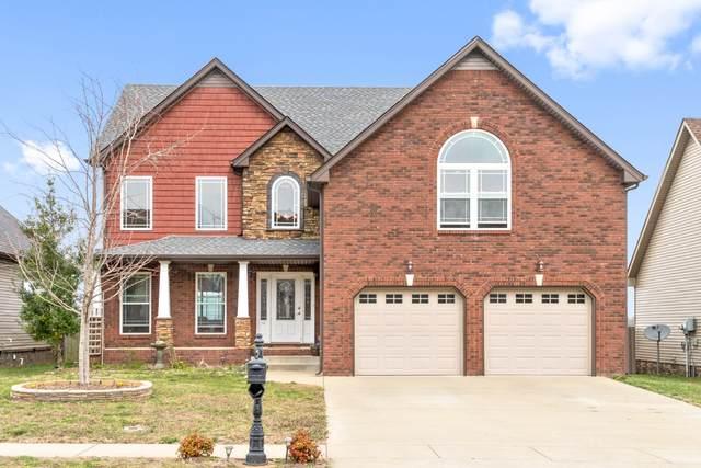 1868 Apache Way, Clarksville, TN 37042 (MLS #RTC2125632) :: Village Real Estate
