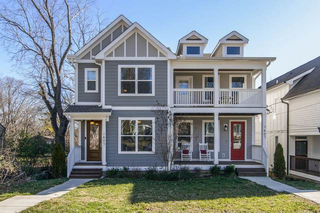 1407B Stainback Ave, Nashville, TN 37207 (MLS #RTC2125665) :: Ashley Claire Real Estate - Benchmark Realty