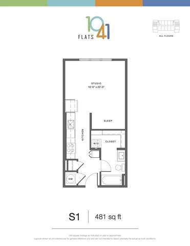 1041 E Trinity Ln #307, Nashville, TN 37216 (MLS #RTC2125679) :: Ashley Claire Real Estate - Benchmark Realty