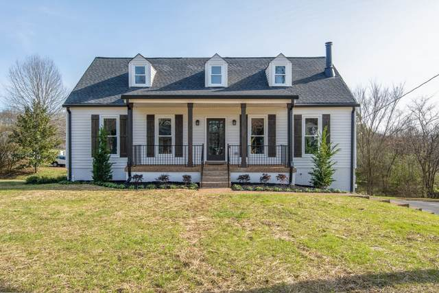 1202 Creekside Dr, Nolensville, TN 37135 (MLS #RTC2125703) :: Nashville on the Move