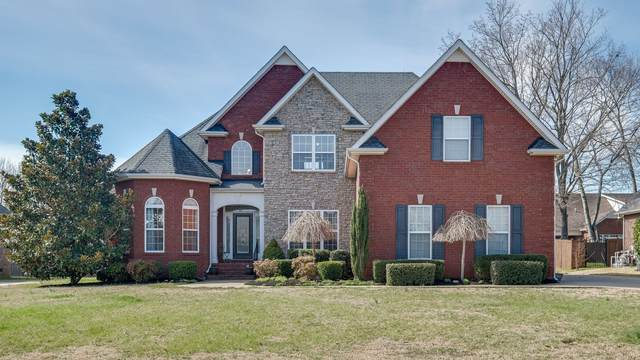 3016 Beaufort St, Murfreesboro, TN 37127 (MLS #RTC2125727) :: RE/MAX Homes And Estates