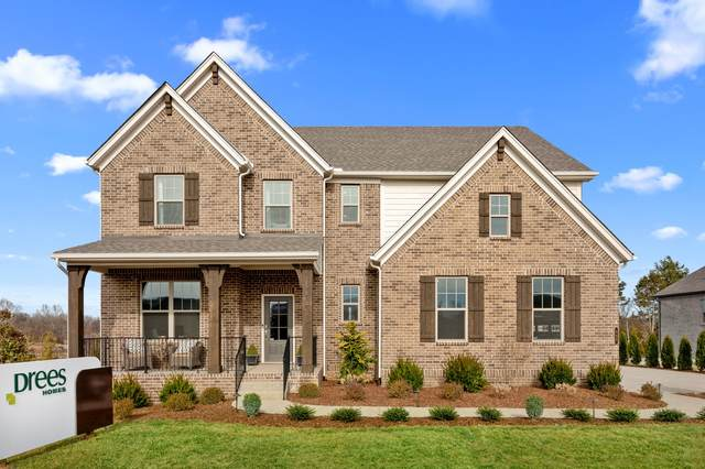 117 Hankins Court # 172, Nolensville, TN 37135 (MLS #RTC2125777) :: Nashville on the Move