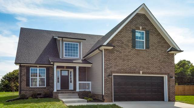 365 Rye Drive, Clarksville, TN 37043 (MLS #RTC2125901) :: John Jones Real Estate LLC