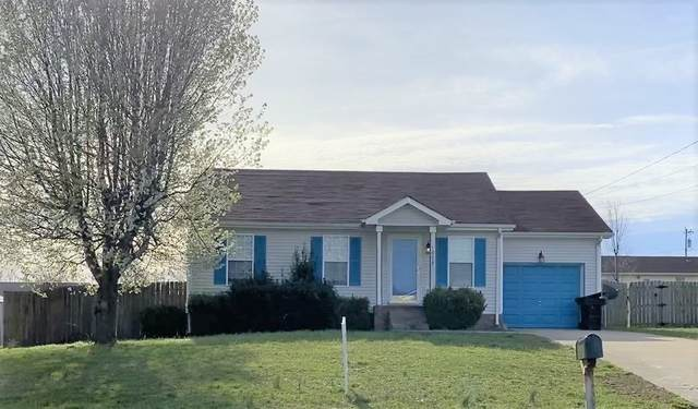 1019 Bush Ave, Oak Grove, KY 42262 (MLS #RTC2125998) :: The Group Campbell powered by Five Doors Network