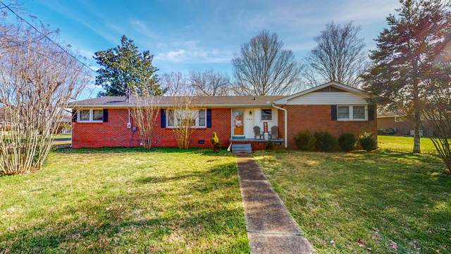 204 Fairlane Dr, Shelbyville, TN 37160 (MLS #RTC2125999) :: Team George Weeks Real Estate