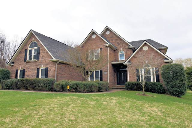 2865 Carriage Way, Clarksville, TN 37043 (MLS #RTC2126019) :: RE/MAX Homes And Estates