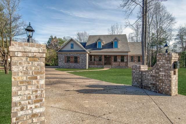 420 Evergreen Cir, Kingston Springs, TN 37082 (MLS #RTC2126074) :: RE/MAX Homes And Estates