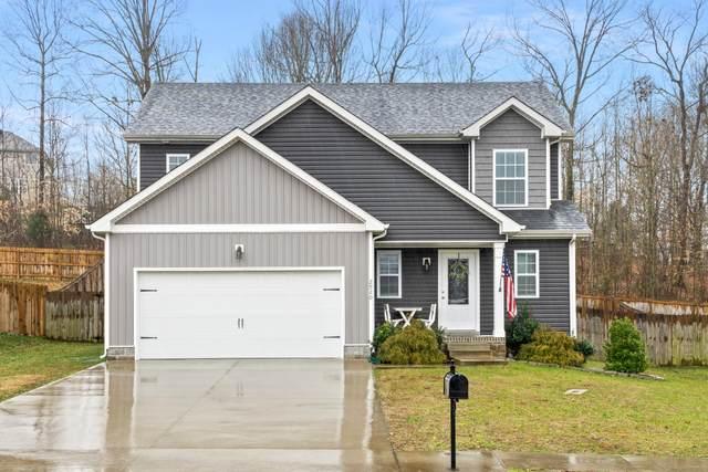 2920 Feng Way, Clarksville, TN 37040 (MLS #RTC2126082) :: Village Real Estate