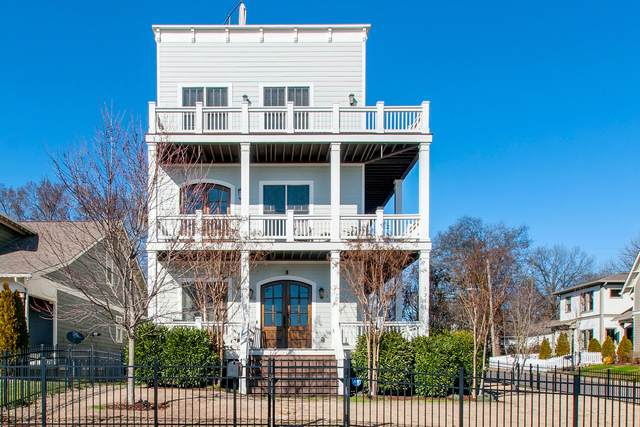 1711 Sevier St, Nashville, TN 37206 (MLS #RTC2126140) :: Armstrong Real Estate