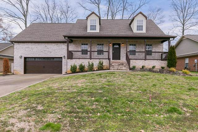 2010 Slayton Dr, Spring Hill, TN 37174 (MLS #RTC2126143) :: The Huffaker Group of Keller Williams