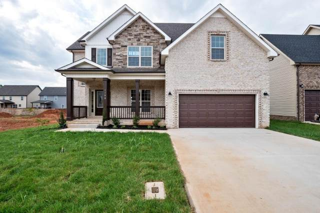 361 Rye Drive, Clarksville, TN 37043 (MLS #RTC2126178) :: John Jones Real Estate LLC