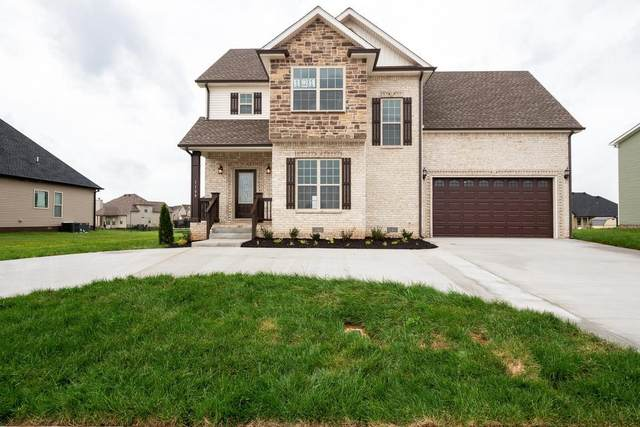 357 Rye Drive, Clarksville, TN 37043 (MLS #RTC2126182) :: Nashville on the Move