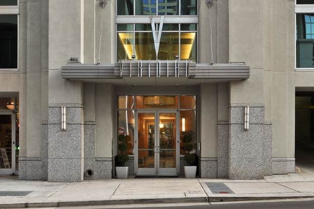 415 Church St #1608, Nashville, TN 37219 (MLS #RTC2126222) :: Team Wilson Real Estate Partners