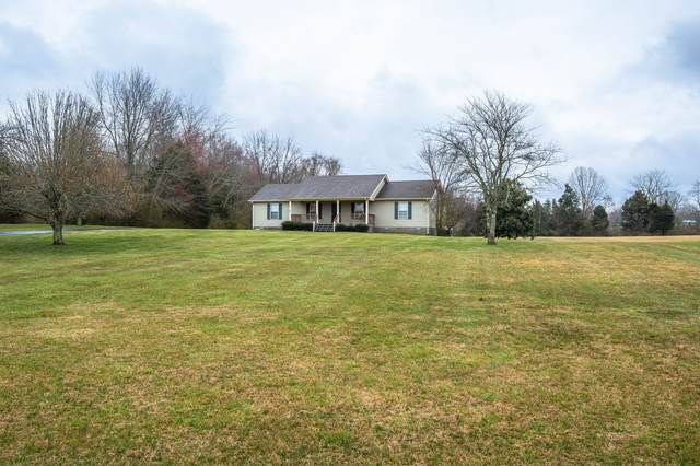 336 College St, Burns, TN 37029 (MLS #RTC2126247) :: HALO Realty