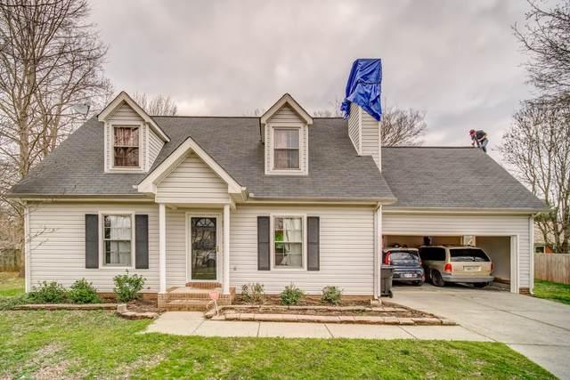 1307 Amberwood Cir, Murfreesboro, TN 37128 (MLS #RTC2126267) :: Village Real Estate