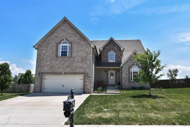 2833 Brewster Dr, Clarksville, TN 37042 (MLS #RTC2126275) :: Village Real Estate