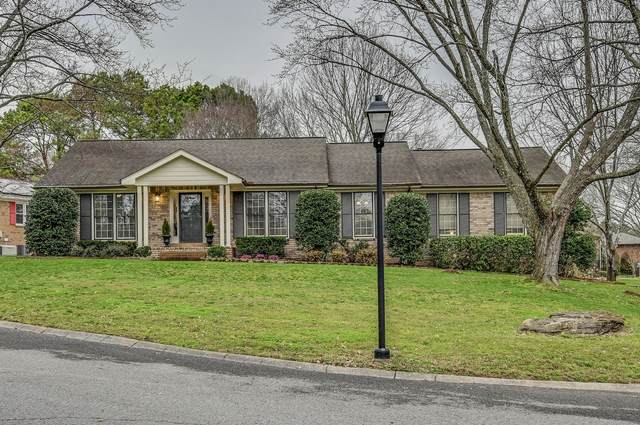 5529 Trousdale Dr, Brentwood, TN 37027 (MLS #RTC2126328) :: The Easling Team at Keller Williams Realty