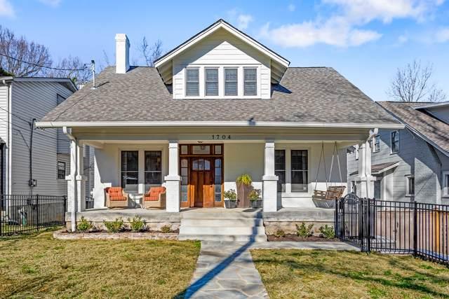 1704 Ashwood Ave, Nashville, TN 37212 (MLS #RTC2126344) :: Team Wilson Real Estate Partners