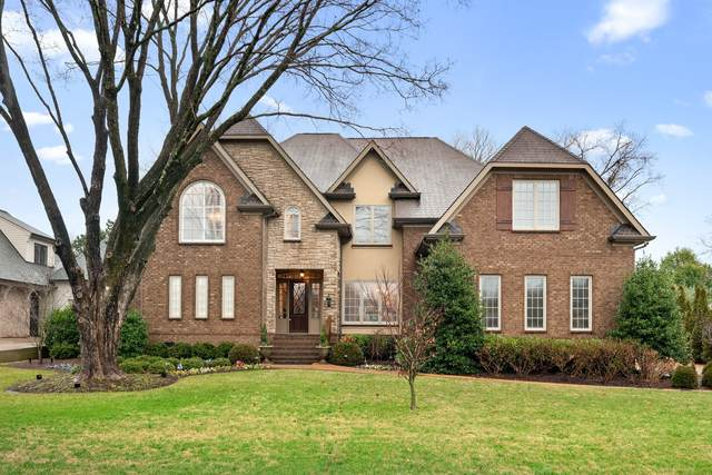 124 Taggart Ave, Nashville, TN 37205 (MLS #RTC2126388) :: Five Doors Network