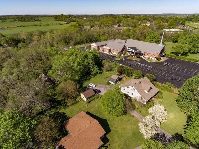 2842 Lebanon Pike, Nashville, TN 37214 (MLS #RTC2126393) :: Village Real Estate