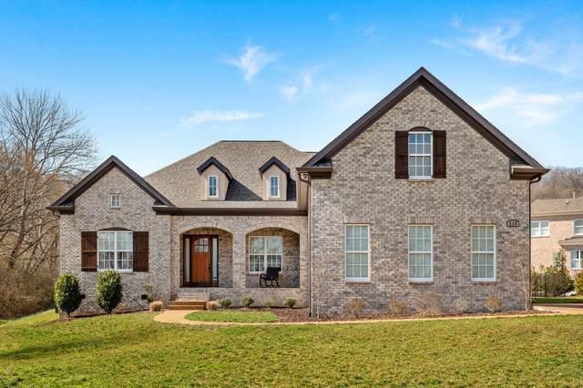 315 Belle Vista Ct, Franklin, TN 37064 (MLS #RTC2126401) :: Team Wilson Real Estate Partners