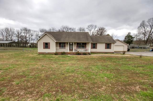 910 Sherwood Oaks Dr, Rockvale, TN 37153 (MLS #RTC2126404) :: Ashley Claire Real Estate - Benchmark Realty