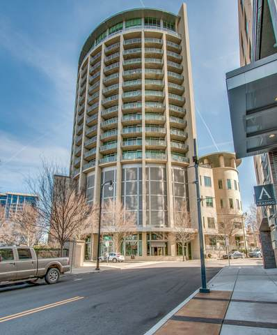 900 20th Ave. S #807, Nashville, TN 37212 (MLS #RTC2126432) :: Armstrong Real Estate