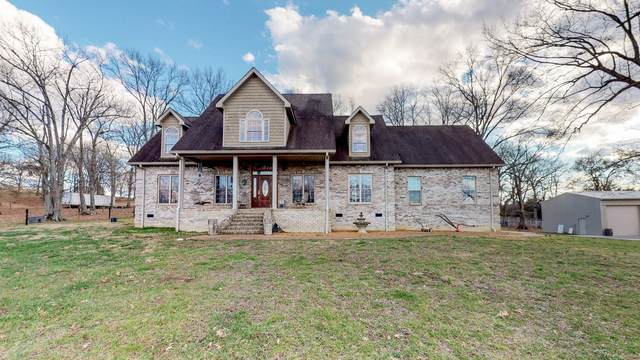 140 Russell Rd, Shelbyville, TN 37160 (MLS #RTC2126436) :: Team George Weeks Real Estate