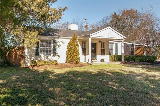 1818 Warfield Drive, Nashville, TN 37215 (MLS #RTC2126447) :: Team Wilson Real Estate Partners