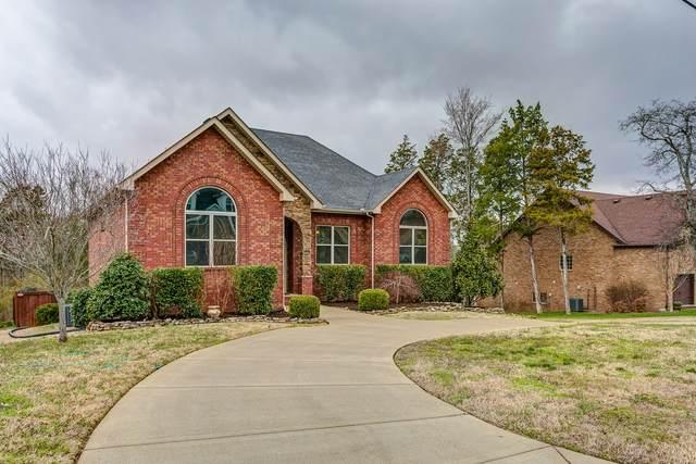 1221 Ben Hill Blvd, Nolensville, TN 37135 (MLS #RTC2126471) :: DeSelms Real Estate