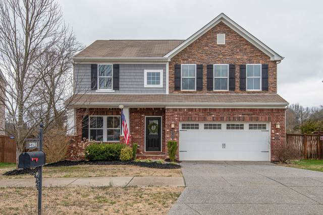 2394 Orchard St, Nolensville, TN 37135 (MLS #RTC2126513) :: Nashville on the Move