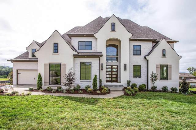 6007 Lookaway Circle -Lot 117, Franklin, TN 37067 (MLS #RTC2126520) :: Berkshire Hathaway HomeServices Woodmont Realty